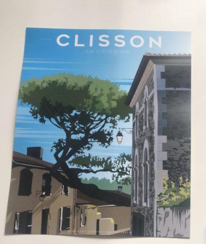 0 - Affiche Clisson - La Collégiale photo review