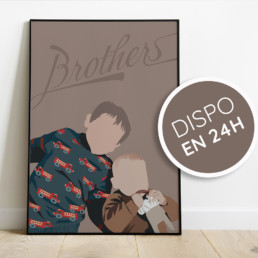 illustration-personalisee-image-naissance-famille-graphiste-cadeau-anniversaire