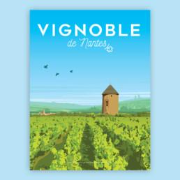 illustration-vignoble-nantais-monniere-domaine-menard-gaborit-clisson-vallet-muscadet